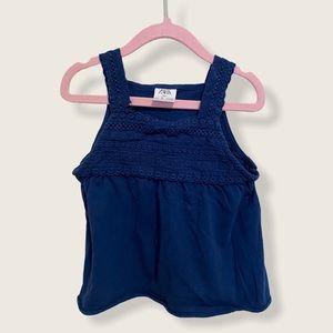 [3/$15] Girls Blue Zara tank top